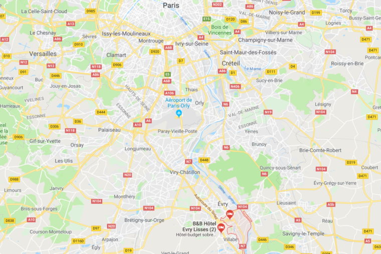 Acquisition d'une résidence principale à Corbeil-Essonnes
